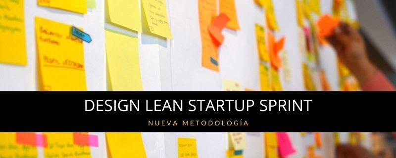 Design Lean Startup Sprint