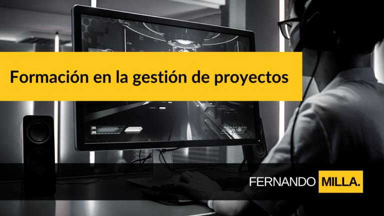 formación gestión de proyectos