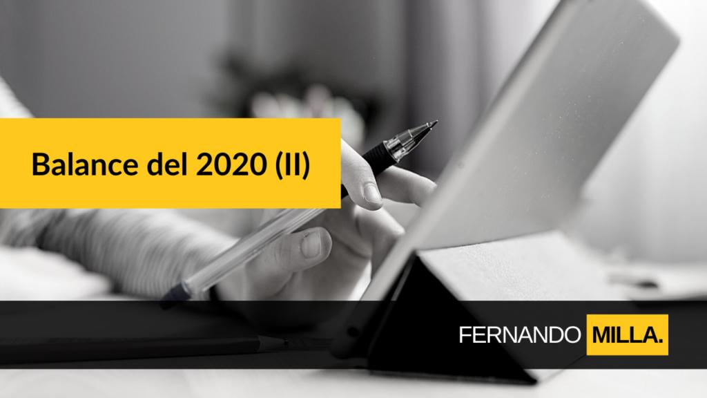 Formación 2020 Fernando Milla