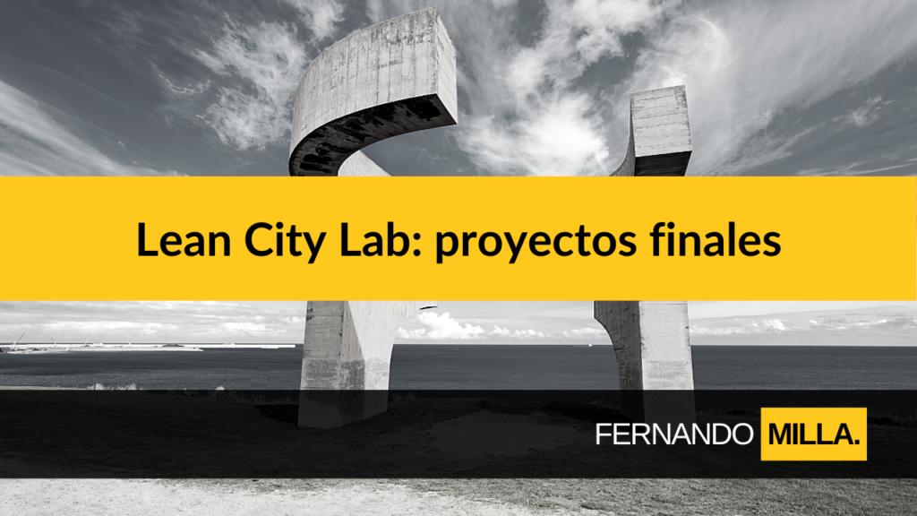 Presentación Lean City Lab
